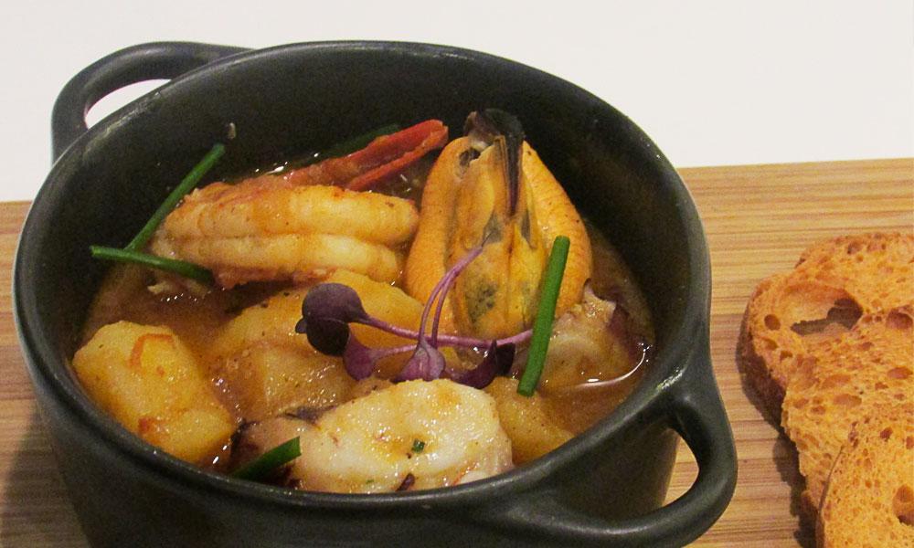 Terranova recetas Suquet de los pescadores