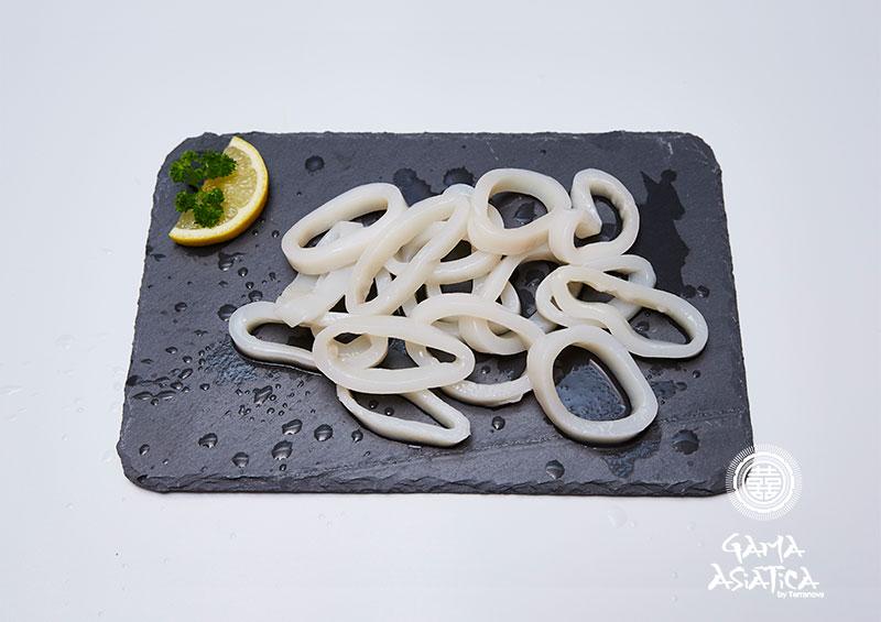 Terranova Gama asiática - Plato de anillas de calamar