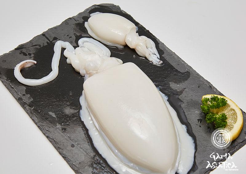 Terranova Gama asiática - Plato de calamar